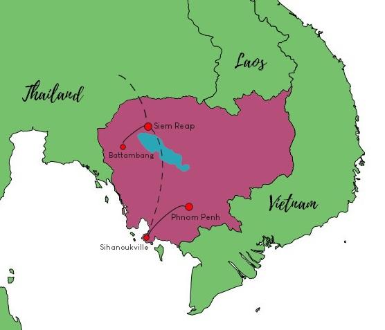 Kambodscha: Mehr als nur Tempel