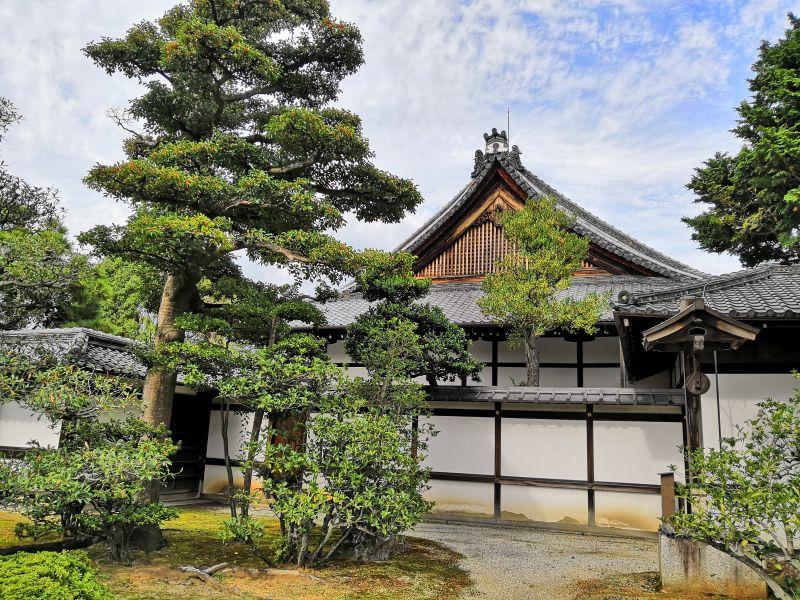 Kyoto Garten Tempel Japan