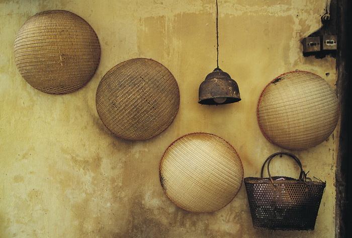Vietnam Reiskörbe