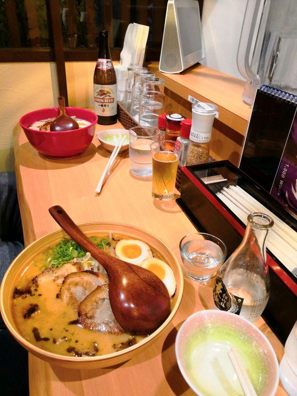 Ramen Nudeln Ramenbar Japan