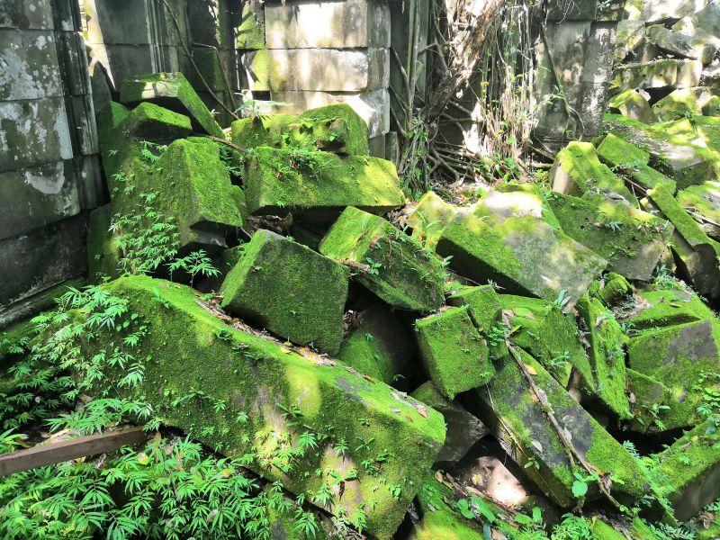 Boeng Mealea Tempelanlage im Dschungel von Angkor Wat Kambodscha