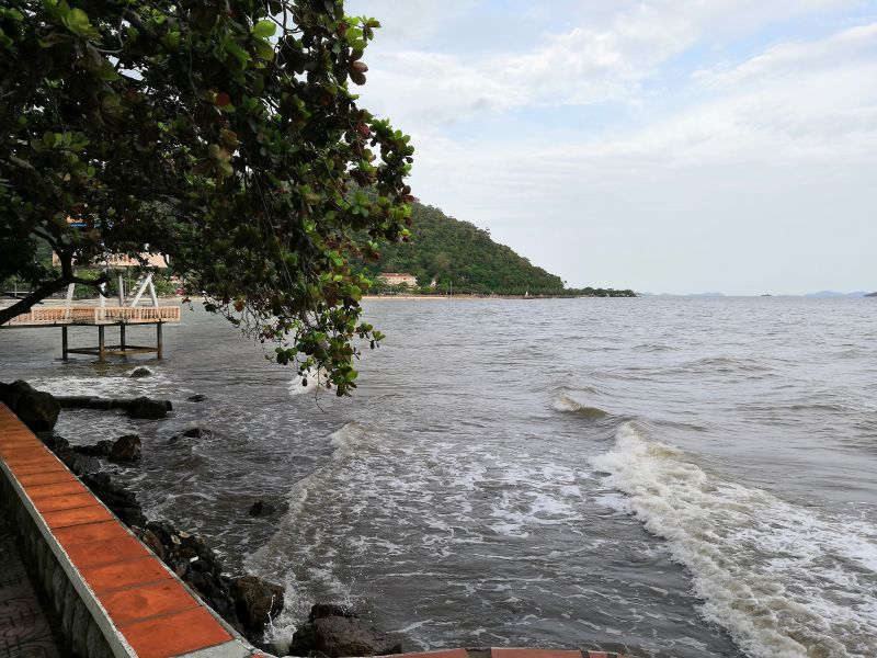 Kep Küste Kambodscha
