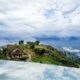 Topas Eco Lodge mit Infinity Pool - Sapa