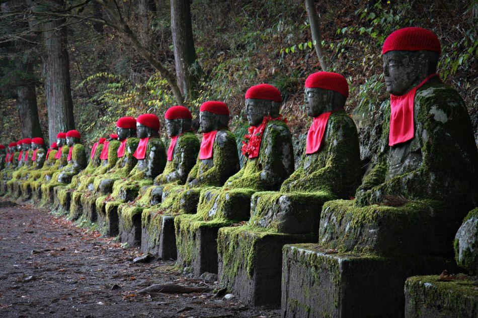 Japan in den Herbstferien