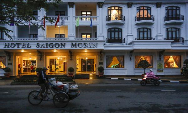 Koloniales Saigon, Vietnam