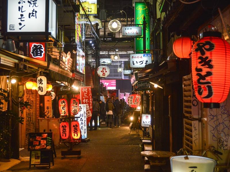 Japan für Genießer