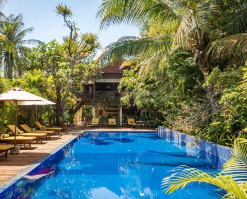 Kampong Thom - Sambor Village Pool