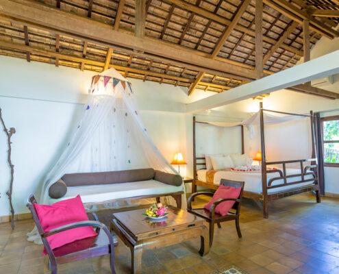Kampong Thom - Sambor Village Zimmer