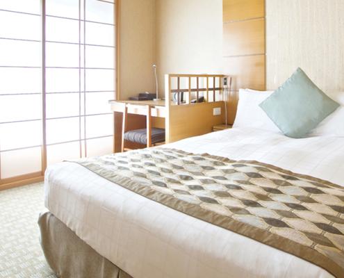 Niwa Boutique Hotel Tokio Japan Zimmer
