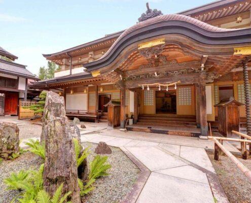 Tempellodge am Koya-san_Souji-in