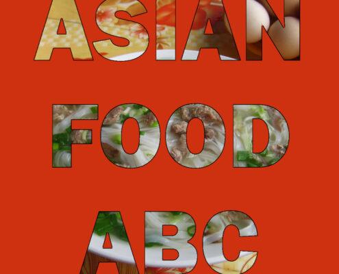 ABC zum Asiatischen Essen