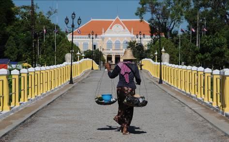 Koloniales Battambang