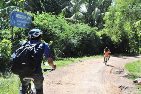 Fahrradtour Battambang