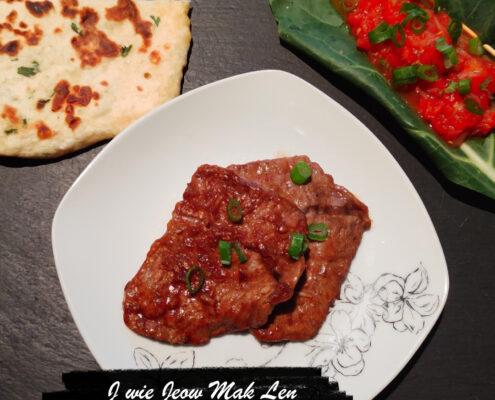 Laotische Tomaten-Salsa