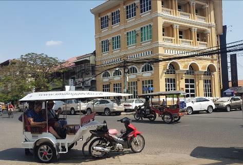Phnom Penh_Stadt