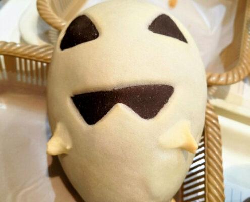 Halloween Brötchen Japan