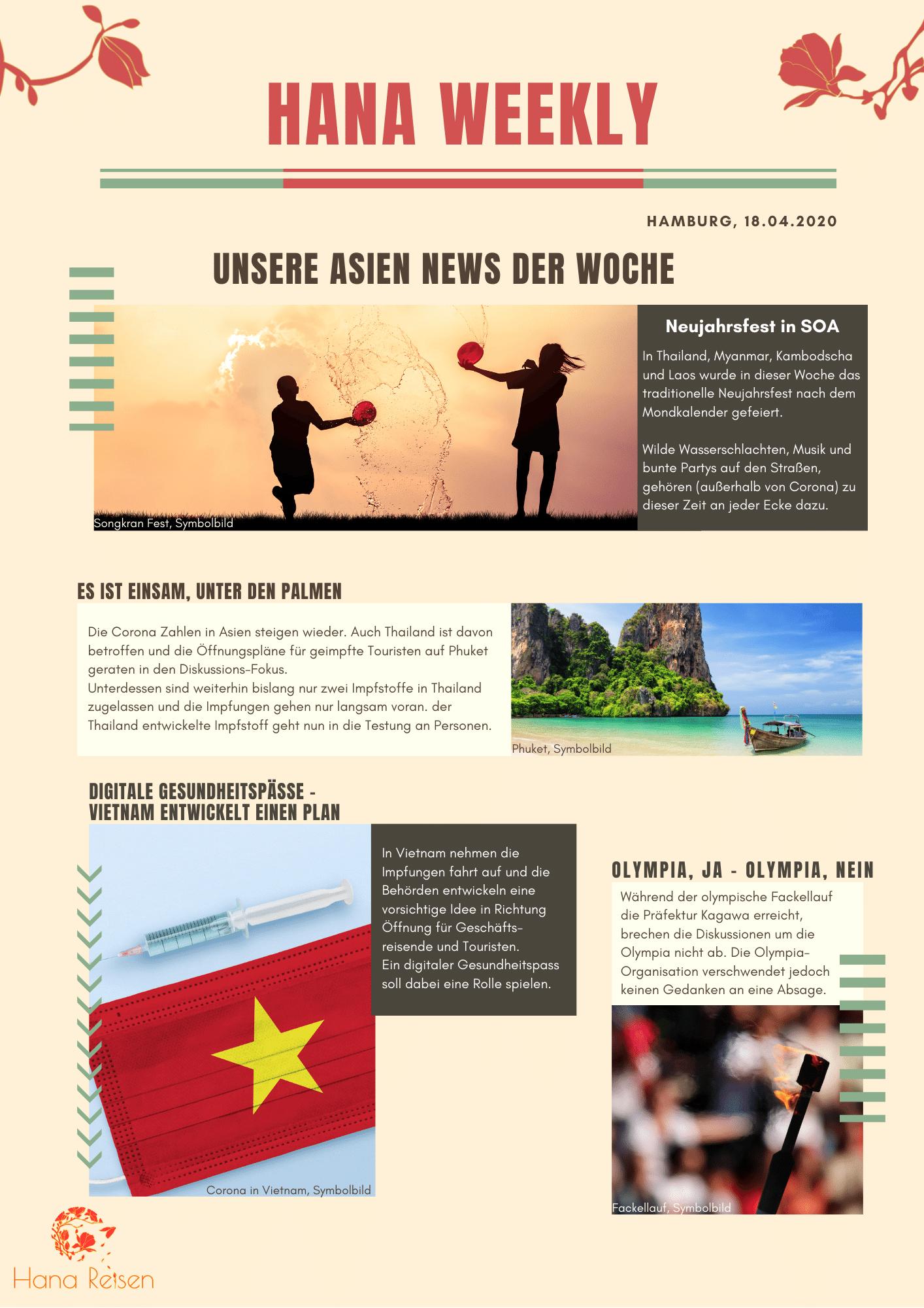 Hana Weekly News 2
