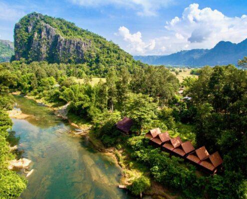 Khong Lor_Spring River Resort